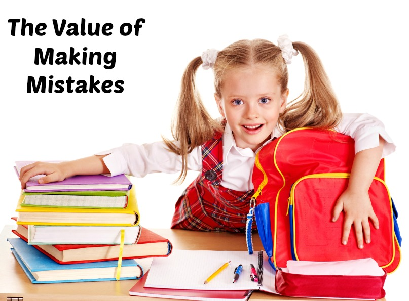 The Value of Making Mistakes