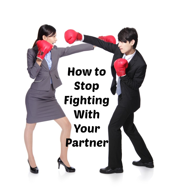 Fighting With Your Partner?