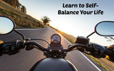 Self-Balancing – No Helmet Needed