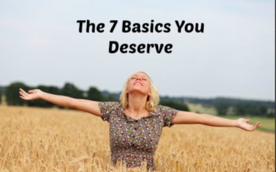 The 7 Basics You Deserve
