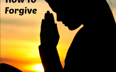 How To Forgive